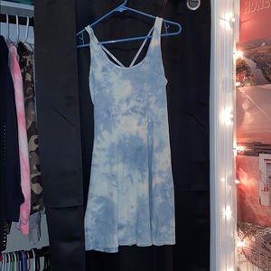 Blue Billabong Mini Dress
